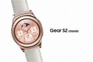Montre Gear S2 : montre la gear s2 de samsung va devenir compatible avec l 39 iphone ~ Preciouscoupons.com Idées de Décoration