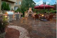 fine outdoor living patio design ideas 33 Außenküche Ideen Und Designs (Bilder) – Home Deko