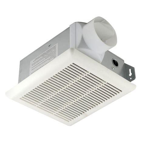 Duct Free Bathroom Fan Canada by Hton Bay 70 Cfm Ceiling Exhaust Bath Fan Bpt12 13d