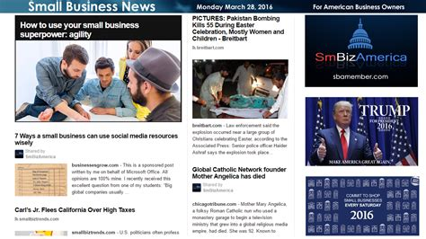 Small Business News  32816  Small Business News