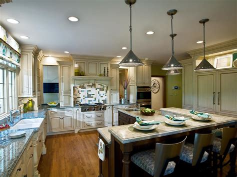 ideas for kitchen lights cabinet kitchen lighting pictures ideas from hgtv