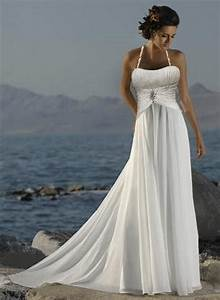 amazing fashion beach wedding dresses an inspiration for With wedding dress for beach ceremony