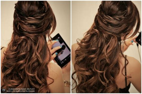 Easy Hairstyles For To Do by 2019 Popular Easy Do It Yourself Updo Hairstyles For