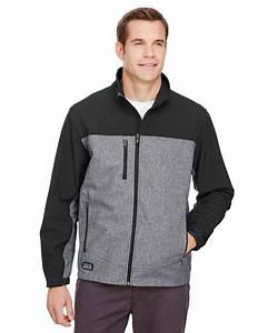 Dri Duck 5350 Mens Poly Spandex Motion Softshell Jacket