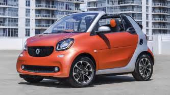 Smart Fortwo 2017 by Review 2017 Smart Fortwo Cabriolet
