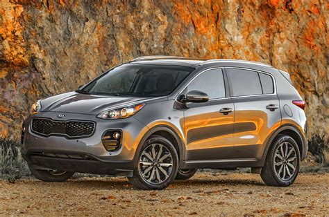 2017 Kia Sportage Crossover Wallpaper  HD Car Wallpapers