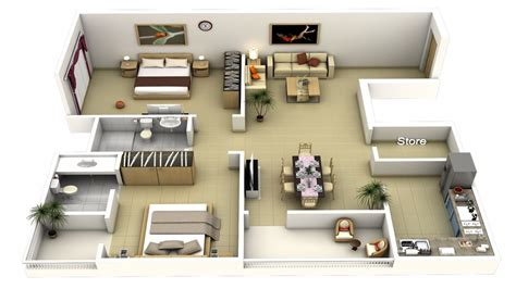 bedroom apartment layouts apartment  bedroom house plans  bedroom house plans  garage