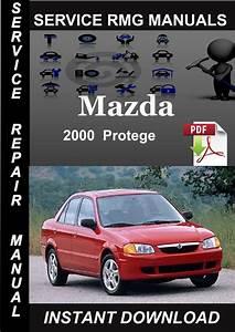 2000 Mazda Protege Service Repair Manual Download