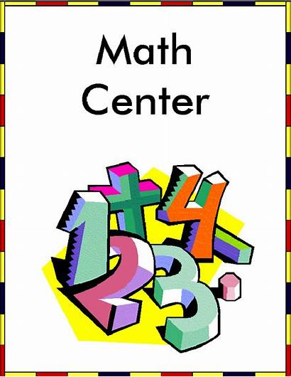 Math Center Sign Clipart Signs Library Cliparts