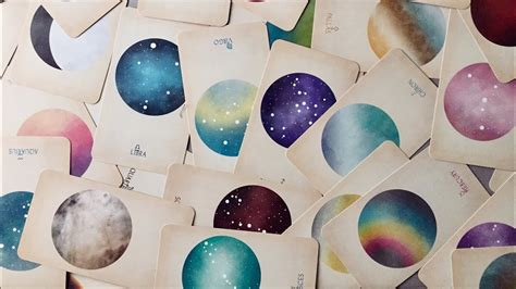 """Check spelling or type a new query. """"Arcana of ASTROLOGY"""" Oracle Cards   Walkthrough (Review) - YouTube"""