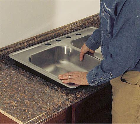 Cut A Laminate Countertop For A Sink  Fine Homebuilding