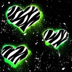Neon Zebra Print Backgrounds