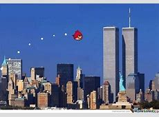 Angry Birds Twin Towers 911 by blackmoon Meme Center