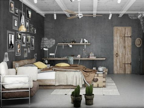 Industrial Design Interior by Industrial Interior Design Trends