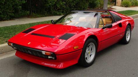 308 Gts Quattrovalvole by 1983 308 Gts Quattrovalvole For Sale On Bat