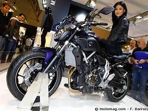 Mt 07 Fiche Technique : nouveaut moto 2014 yamaha mt 07 moto magazine leader de l actualit de la moto et du motard ~ Medecine-chirurgie-esthetiques.com Avis de Voitures