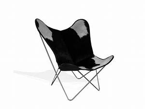 Butterfly Chair Original : poltrona in pelle di mucca hardoy butterfly chair original cowhide weinbaum ~ Sanjose-hotels-ca.com Haus und Dekorationen