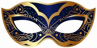 Mask Transparent Carnival Clip Clipart Dark Masquerade