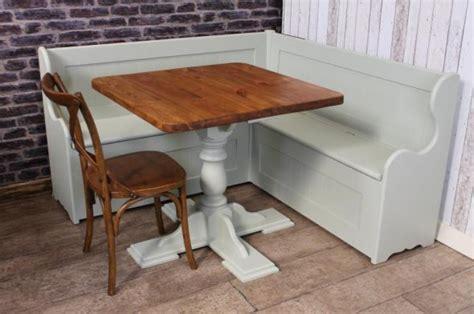 corner bench table corner monks bench handmade in solid pine