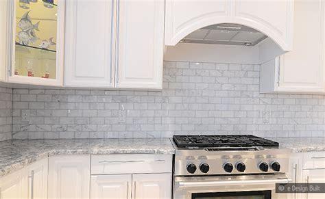 carrara marble kitchen backsplash white carrara subway backsplash tile backsplash com