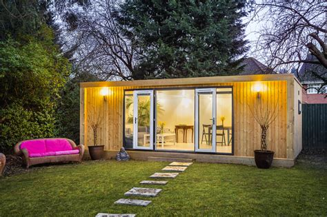 garden office design inspiration  dome photography