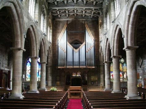 St Wilfrids Parish Church Standish Alexander P