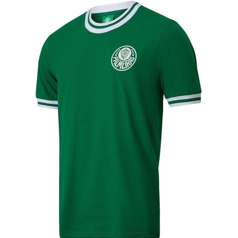 Camisa Palmeiras Vintage Eterna Academia Masculina - Verde ...