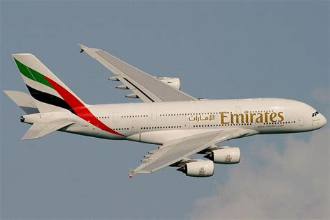 Cool Jet Airlines: Emirates Airlines A380
