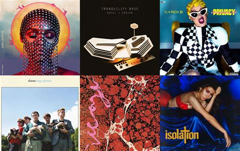 The Best Albums Of 2018 So Far