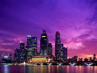 Singapore Twilight Wallpapers Normal