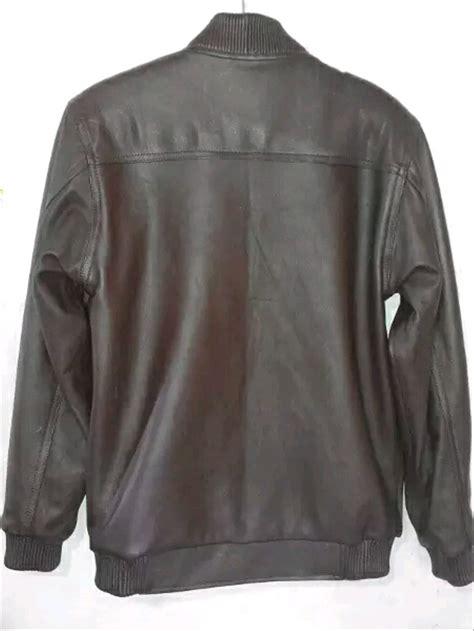 jual jaket kulit asli garut jaket kulit murah  lapak