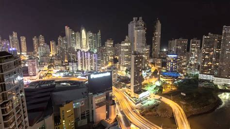 panama city timelaps  youtube