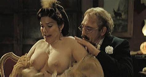Laura Harring Nude Sex Scene In Love In The Time Of