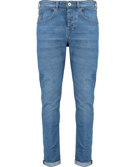 light blue jeans mens slim fit industrialize mens light blue wash slim skinny fit 5