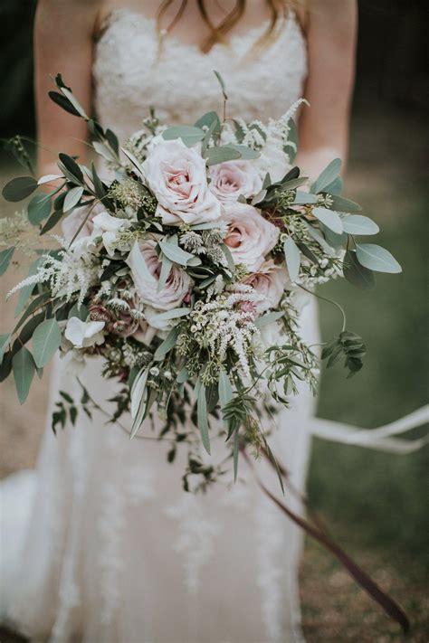 maggie sottero   fairylight filled barn wedding