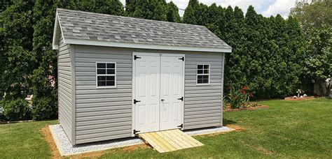 Lawn Mower Storage Shed by Lawn Mower Sheds How To The Right One Glick Woodworks