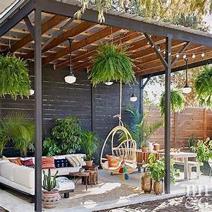 15, Amazing, Backyard, Patio, Design, Ideas, For, Relaxing, With
