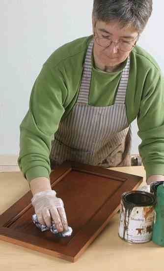 wood finishing techniques diy mother earth news