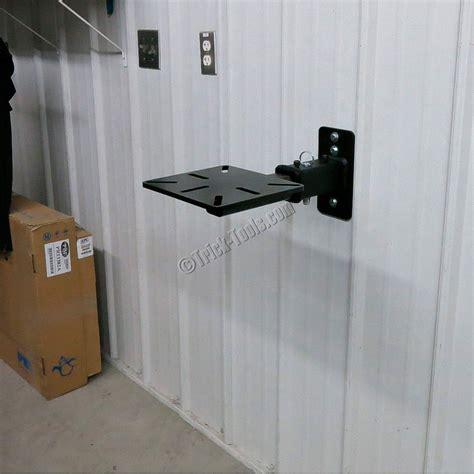 wall mount  quick change receiver bench grinder diy