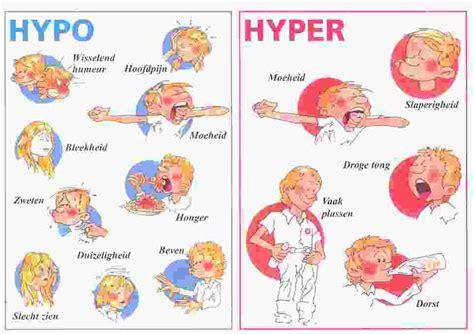 symptoms   blood sugar  children home