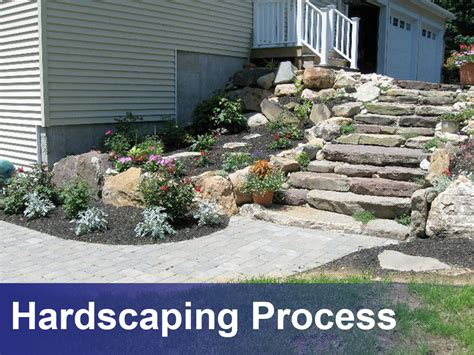 landscape design hardscaping west bath brunswick