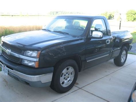 car repair manual download 2003 chevrolet silverado 1500 interior lighting purchase used 2003 chevrolet chevy silverado 1500 manual 5 speed in manitowoc wisconsin united