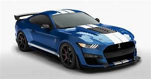 2020 Shelby GT500SE Limited-Edition | HiConsumption