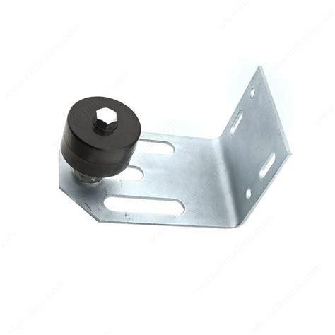 guide 224 de plastique r 233 glable pour porte coulissante quincaillerie onward