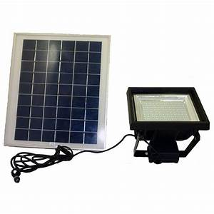 Solar goes green super bright black led outdoor