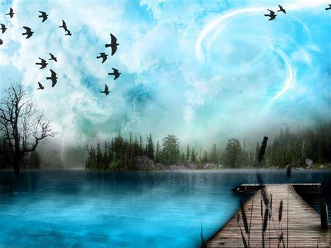 Beautiful Nature Art Paintings