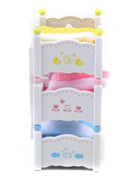 calico critters bunk beds calico critters baby bunk beds new ebay