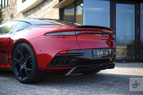 2019 aston martin dbs superleggera first drive review