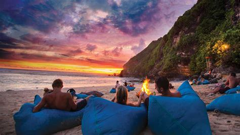 Bali's Best Beach Clubs Located For Summer