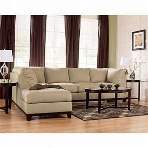 living room idea signature design by ashley fusion With ashley sectional sofa with ottoman